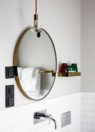 modern round bathroom mirror. Unique Mirror Nice Round Bathroom Mirror With Shelf 8 Best Mirrors Images On  Pinterest Accessories Branding And Intended Modern T