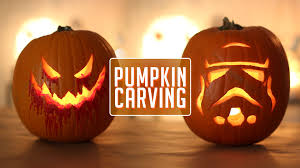 Pumpkin Carving Pumpkin Carving Happy Halloween Youtube