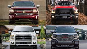 Top 11 Best-Selling Pickup Trucks In Canada – August 2018 | GCBC