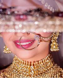 Gold Nose Ring Designs For Bridal Clever Much Needed Bridal Nath Hacks Every Bride Must Know