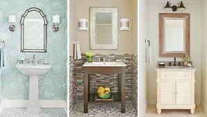 Powder Room Design Ideas Three Powder Room Design Ideas For Decorating
