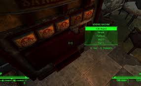 New Vegas Weapon Mod Vending Machine Best Gophers Vids Mods Categories Fallout New Vegas Mods