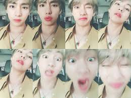 Taehyung's twt update