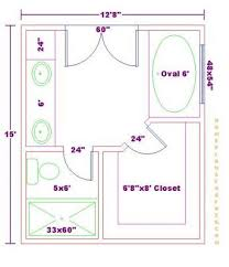 Master Bathroom Dimensions Impressive Ideas