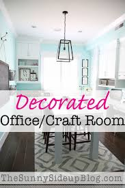 craft room lighting. decorated officecraft room craft lighting