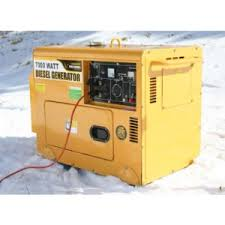 ProSeries Portable Diesel Generator Review Generator Power Source