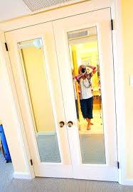 diy mirrored closet doors best mirror closet doors ideas on mirrored closet perfect mirrored closet doors