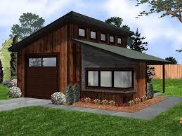 Modern Garage Plan 050G-0079