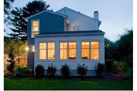 Sunroom Addition in Rhode Island GreenBuildingAdvisorcom