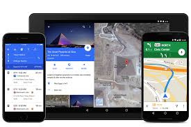 google maps app gets a makeover  and why it matters to marketers