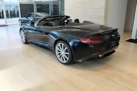 aston martin vanquish black convertible. new 2016 aston martin vanquish volante roslyn ny black convertible