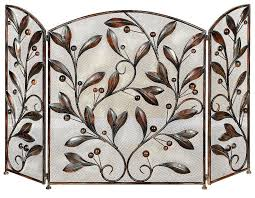 awesome decorative fireplace screens