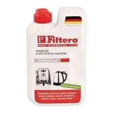 FILTERO <b>Универсальный</b> жидкий <b>очиститель накипи</b>, 250мл, арт ...
