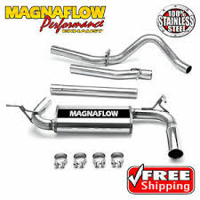 Magnaflow Exhaust Chart Details About Magnaflow 16751 Stainless Cat Back Exhaust 07 11 Jeep Wrangler Jk Unlimited 4 Dr