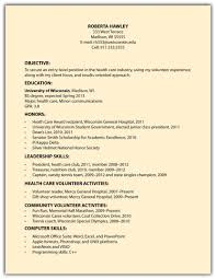 hot to write a student resume sample student resume how to write college level resume volumetrics co objectives for college resumes career objective for college student resume objectives