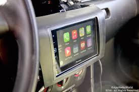 apple carplay android auto car technology news in the second part of our pioneer appradio 4 sph da120 review process we will look at installation and initial setup we installed the review unit we