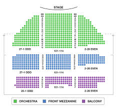 Theatre 80 Nyc Seating Chart Organized Winter Garden Theatre Nyc Seating Chart Music Box