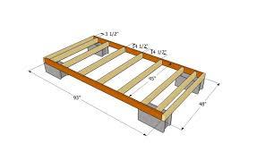 shed floor build plans strew dormer further
