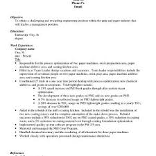 Sample Resume Objective Statement Sample Resume Objective New Resume Examples Templates 100 Examples 76