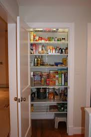 Kitchen Closet Pantry Creative Pantry Shelving Systems Home Decorations