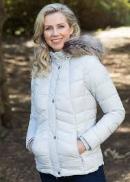 las barbour style quilted jacket