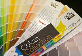 Crown Masonry Paint Colour Chart Sandtex Colour Fandeck Painting And Decorating News