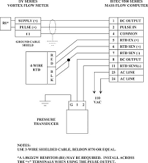 computer display model 9595 multi function flow from istec wiring diagram for model 9595 multi function flow computer display