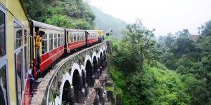 Kalka To Shimla Toy Train Timings Fare Online Booking