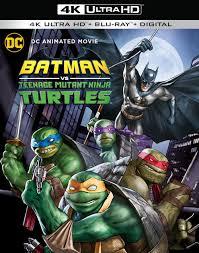 Batman vs. Teenage Mutant Ninja Turtles ...