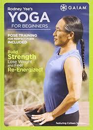 rodney yee s yoga for beginners