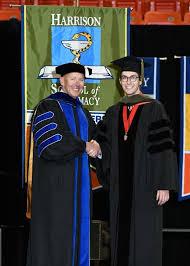 Pharmacy Graduates Ahs Alumnus Stephen Caton Graduates From Pharmacy School