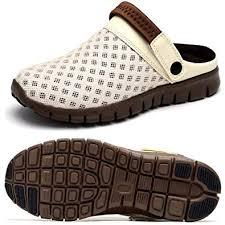 Lisyline Men's Breathable Mesh Shoes Beach Sandal ... - Amazon.com