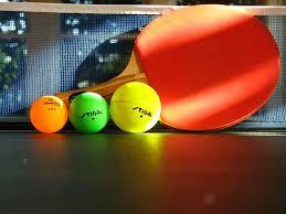 Как выбрать <b>мяч для настольного</b> тенниса