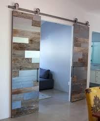 double glass barn doors home designs continental frosted glass panel double glass barn door double sliding