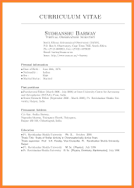 basic curriculum vitae template curriculum format template hulye pbsdirect co
