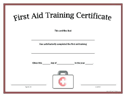 Certificates Of Completion Templates Certificate Of Completion Of Training Template Certificate