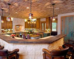 Rustic Ranch Kitchen By Design House, Inc. Rustic
