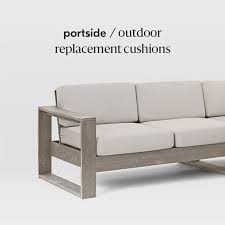 portside outdoor replacement cushions