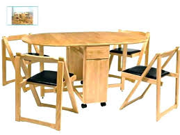 fold out table and chairs table with chair storage cool fold away table and chair gorgeous fold out table and chairs