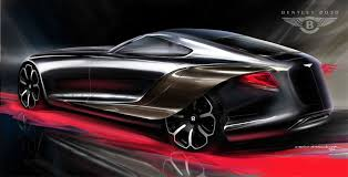 2030 mustang concept. Modren Concept 2030 Bentley Concept Sports Car Ok So Its Not A Classic Yet For Mustang Concept N