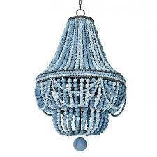 lighting chandeliers turquoise beaded chandelier light fixture inside well liked turquoise wood bead chandeliers
