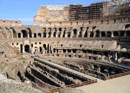 Чудо света амфитеатр Колизей в Италии Чудеса света рим колизей фото