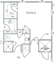 3 way bathroom layouts