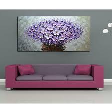 artwork canvas wall art 3d flower wall