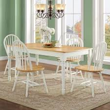 farm dining room table. Farmhouse Dining Table Rustic Vintage Style Kitchen Room Farm And Chairs