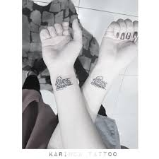 Tattoo Uploaded By Karınca Tattoo Best Friends The Memory Of