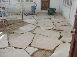 loose flagstone patio. Flagstone Patio--mortared Vs. Gravel/sand? Loose Patio
