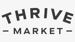 What is the easiest way to change it to a white transparent png logo? Thrive Market Logo Png Transparent Png Kindpng