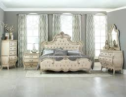 contemporary bedroom furniture chicago. Contemporary Bedroom Set Button Tufted Upholstered Antique Gray Sets Chicago . Furniture E
