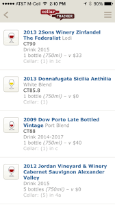 Wine Tracker Wine Cellar Management Apps Reviewed Techhive